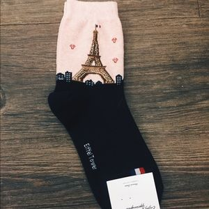 Eiffel Tower collectors socks